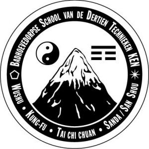 Logo van de Badhoevedorpse School van de Dertien Technieken KEN