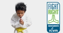 NIVM Fight Right voor kinderen